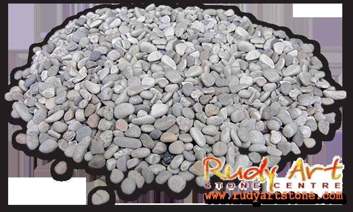 White Gravel Image